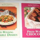 Taste of Home Prize winning chocolate and vegetable dishes Cookbooks
