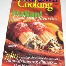 Hometown Cooking Italian  Cookbook Better Homes and Gardens