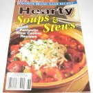 Hearty Soups and Stews Favorite Brand Name recipes Cookbook