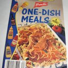 Frenchs One Dish Meals cookbook Favorite brand name recipes