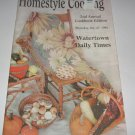 Homestyle Cooking 2nd annual cookbook edition