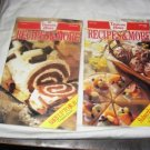 Duncan Hines Recipes and More recipe booklet cookbooklet