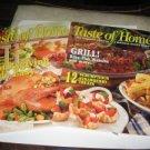 Taste of Home 2 magazines 2005 recipe booklet