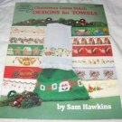 American School of Needlework Christmas cross stitch patterns