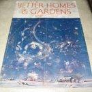 Better Homes and Gardens Magazine December 1935