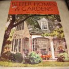 Better Homes and Gardens magazine August 1935