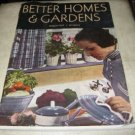 Better Homes and Gardens magazine March 1937