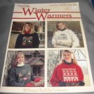 Winter Warmers in waste canvas Leisure Arts 2060