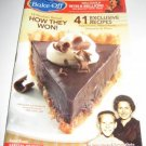 Pillsbury How they won recipes cookbook