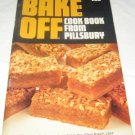 Pillsbury 22nd Bake-off Cookbook 1971