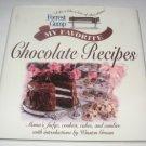 Forrest Gump: My Favorite Chocolate Recipes cookbook