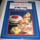 Simple Desserts Made Special with Cool whip cookbook
