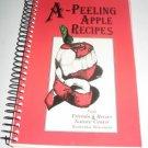 A Peeling Apple Recipes Recipe Book cookbook