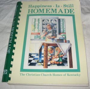 Happiness is still homemade cookbook