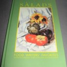 Salads Food Writers Favorites edited by Barbara Gibson and Jane Baker cookbook
