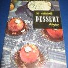250 Delectable Dessert Recipes Number 12 cookbook