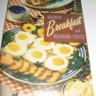 Brunch Breakfast and Morning Coffee Number 107 cookbook