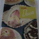 Elegant Desserts Number 109 cookbook