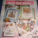 The Big Book Just For Baby cross stitch by Linda Gillum