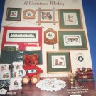 Canterbury Designs a Christmas Medley Cross stitch