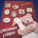 Christmas Critters by Dale Burdett Cross stitch