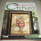 Leisure Arts No. 3660 Fresh from the orchard Cross Stitch