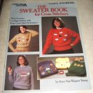 Leisure Arts 375 The Sweater Book for Cross Stitchers by Anne Van Wagner Young