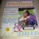 Embellished Emotions for scrapbookers by Trudy Sigurdson