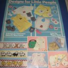 Clothing Designs for little people Leisure Arts 259 by Anne Van Wagner Young