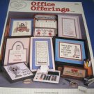Office Offerings Cross My Heart Counted Cross Stitch CSB33