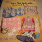 Lace Net Embroidery 3034 by Rita Weiss
