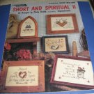Short and Spritual II cross stitch Leisure Arts 800 by Cindy Grubb