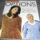 Options Sweaters tuni cardigan pullover knit patterns