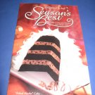 Pampered Chef Seasons best recipe collection 2004