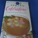 Pillsbury Classic  no.27 Spring Celebrations cookbook recipes