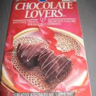 Pillsbury Classic  no.108 Chocolate Lovers cookbook recipes