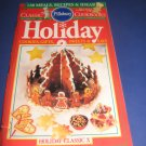 Pillsbury Classic  no.130 Holiday Cookies gifts sweets and eats cookbook recipes