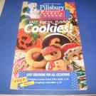 Pillsbury Fast fresh yummy cookies cookbook recipes