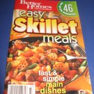 Better Homes and Gardens Easy Skillet Meals Cookbook