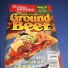 Better Homes and Gardens Cooking with Ground Beef Cookbook