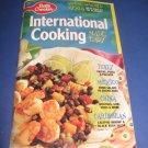 Betty Crocker International Cooking Made Easy cook book #117
