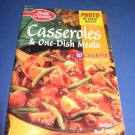 Casserole and one dish meals Betty Crocker  142