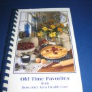 Old Time Favorites from Boscobel Area Health Care Cookbook