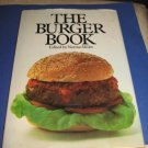 The Burger Book edited by Norma Miller Cookbook