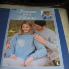 Sweaters for a lifetime Designs to knit Leisure Arts leaflet