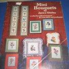 Mini bouquests by Janice Shirley cross stitch patterns