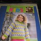 Kaleidoscope Kids Leisure Arts leaflet by Melissa Leapman