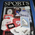 Stoney Creek  SportsCross Stitch patterns book 46