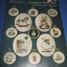 Country Folk Art and other short subjects  Alma Lynne cross stitch