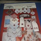 Christmas Breadcovers and Recipes Hickory Hollow Diane Selby cross stitch